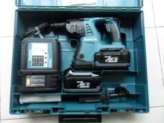 牧田36V充电式四坑电锤BHR261RDE 三用功能模式性能卓越特价发售 BHR261RDE