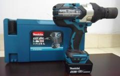 日本牧田makita充电式冲击扳手DTW1001无刷双电扳手1050N.m DTW1001Z(裸机)