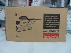 牧田砂光机BO4901设计精良可减低操作者的疲劳 原装正品特价发售 115mm*229mm