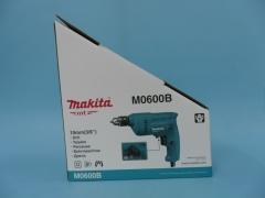 牧田手电钻M0600B 10mm无段变速正反转性价比高原装正品特价发售 M0600B 10mm
