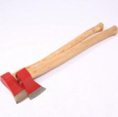 消防斧大号钢斧 消防太平斧 破拆工具