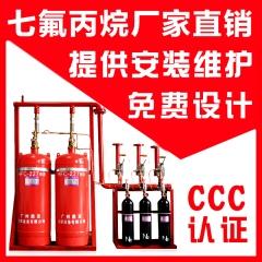 管网式七氟丙烷气体灭火系统QMQ4.2/100N QMQ4.2/150N