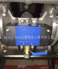 日本岩田90E双隔膜泵浦DPS-90E-深圳市和业兴泰喷涂工具有限公司