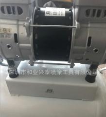 藤原品牌无油真空泵 高真空负压小型实验室低音大流量40升真空泵