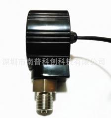 空压机压力表NP80 电接点式压力表 数字压力表 南普科创厂家供