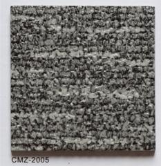 厂家批发 深灰地PVC塑胶地板 2.0mm现货毯纹家用办公耐磨地毯纹