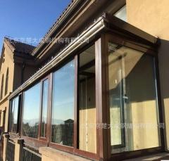 彩钢结构阳光房 2-9