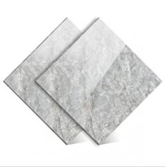 北欧风格灰色通体大理石瓷砖 800*800仿石纹客厅防滑地砖通体砖