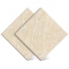 新款米黄石纹柔光通体大理石瓷砖800*800客厅地板砖卫生间防滑墙