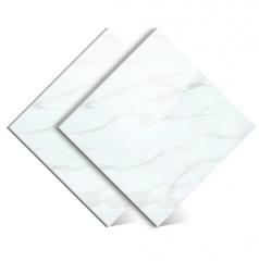 丹青墨云爵士白全抛釉瓷砖800 800客厅地砖背景墙墙砖白色大理石