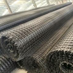 现货批发双向塑料土工格栅 洞壁补强专用双向塑料土工格栅 价格低