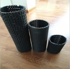 供应热卖硬式透水管 优质耐用硬式透水管 规格多样 公路建设用