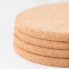 盛世 软木 杯垫碗垫锅垫套装 加厚餐桌隔热垫盘子垫 防滑壶垫碟垫