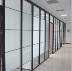 定制厂房隔断墙 价格优惠多款屏风高隔墙 尺寸定制