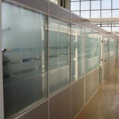 定制酒店高隔断生产加工室内高隔间订色多款式高隔间隔墙 规格定制