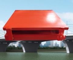 定做抗拉球型单向滑移钢支座/双向位移减震球型支座安通厂家直销