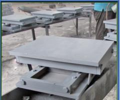 滑动定向位移球型钢支座 网架支座连廊支座 专业生产可定做