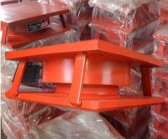 厂家直供 KZGZ抗震球铰支座 KZGZ抗震球型钢支座 安通生产设计