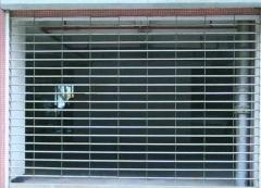银行专用电动卷帘门 10mm*0.3cm