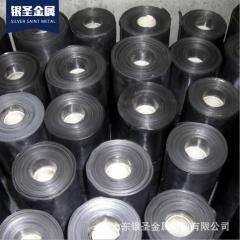 厂家批发X光防辐射防护铅板材料新品热销射线防护防腐蚀铅板加工