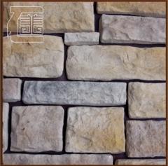 专业供应 古城堡石砂岩文化石 灰色地面文化石 防晒防雨 不褪色