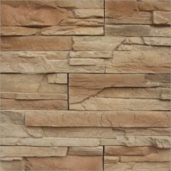厂家热销 欧洲城堡石外墙文化石 别墅建材文化石 天然锈色 100-450*40-300