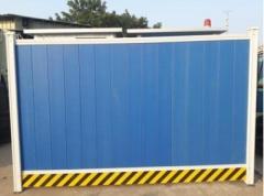 马路隔栏 围闭板