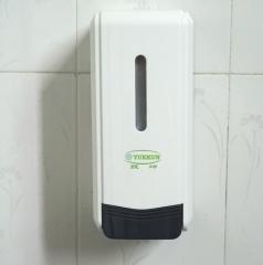 手动洗手器1000ml 壁挂式滴液喷雾洗手机 内胆独立消毒洗手机器