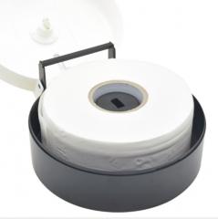 瑞沃V-TH16壁挂式酒店大卷纸巾盒手纸盒卷纸筒卫生间防水纸巾盒 白色