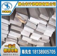 广东佛山扁钢厂家生产供应 冷拉热轧热镀锌扁铁 扁钢条 可混批 20*2