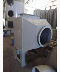 佛山熙诚环保 活性炭箱 卧式活性炭吸附塔 活性炭过滤装置 吸附
