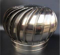 不锈钢无动力风球 屋顶通风器 散流器室内新风系统 500型