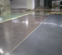 水泥彩色地面固化地坪 13570897375