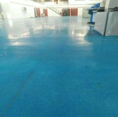 彩色水泥地面施工 水泥染色材料厂家直销