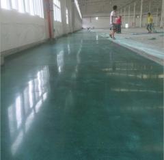 混凝土彩色密封固化剂江苏彩色固化剂不褪色抗紫外线