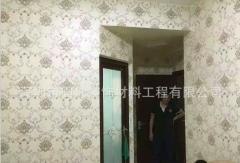 欧式印花艺术墙硅藻泥印花承包施工观澜质量保证 13570897375