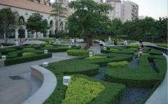 鄂州市园林工程设计施工园林景观建设绿化设计施工