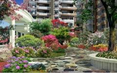 襄樊市园林工程设计施工园林景观建设绿化设计施工