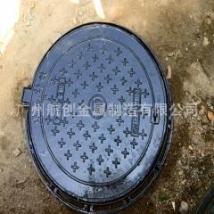 航创厂家 200*400球墨铸铁雨水井沟盖板水箅子检查井沙井盖 可根据客户要求定制型号尺寸 1-99