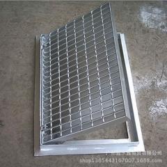 厂家直销镀锌插接钢格板走廊格栅板平台用美观大方结实耐用 20*5-65*5 10-99 平方米 Q2