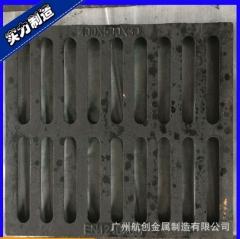 市政铸铁雨水篦子400*500*30地沟盖板 下水道井篦子 500×600×40 1-199 个 球