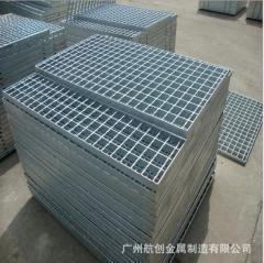 厂家直销热镀锌钢格板 通道走人钢格栅踏 格栅板排水渠沟井盖等 20*5-65*5 10-99 平方米