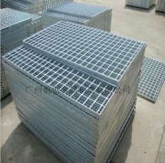 专业品质|供应压焊钢格板|现代气派通风透光钢格板 30*50 30*80 30*100 3*10 碳