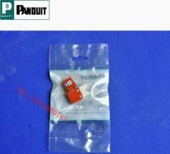 原装PANDUIT泛达网络模块 超五类非屏蔽模块 RJ45模块CJ5E88TGRD