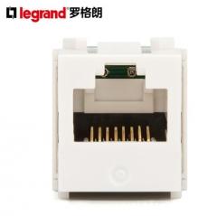 TCL罗格朗超五类非屏蔽信息模块(打线式)电脑网络模块632700-2