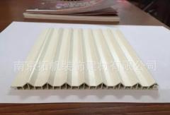耐腐蚀防水橱柜门板 环保木塑衣柜门 高品质吸塑百叶门厂家批发 30公分平板