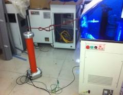 华测高温击穿测试仪,华测仪器,绝缘材料电气强度试验,耐电压击