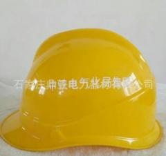 中国中铁ABS黄色安全帽 施工建设安全帽 防护帽 批发定做商标