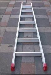 厂家诚信供应单梯铝合金梯、合梯、日常用单梯、可定做!