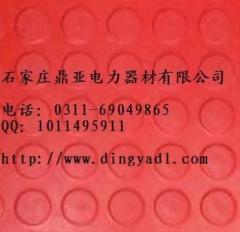 【大量销售】绝缘胶板 防静电 防滑阻燃 绝缘橡胶板 8mm红色胶皮